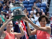 张帅加冕澳网女双冠军 这是中国女网新的起点