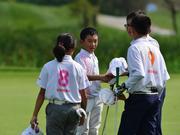 这些青少年高尔夫比赛 都能在如歌模拟器上实现