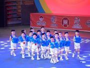 """全国啦啦操锦标赛落幕 """"绿谷boy""""成大赢家"""