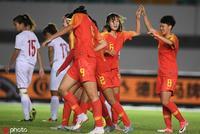 U19女足锦标赛-姚梦佳梅开二度 中国4-0大胜越南