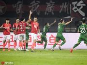 周二起直播足协杯:鲁能V苏宁 恒大上港国安出战