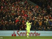 巴萨出局被黑惨:拉莫斯戏耍梅西 利物浦皇马合体