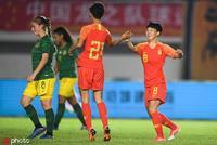 四国赛-U19女足3-0完胜南非 小花两胜一平夺冠