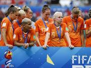 无冕之王注定悲情?4次输掉世界杯决赛 女足也一样