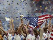 以一胜五打服欧洲!美国女足最难最霸道方式称霸