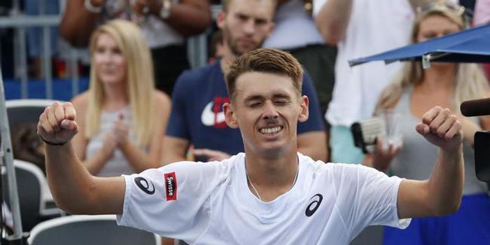 亚特兰大赛德米纳尔力克2号种子 夺得生涯第二冠