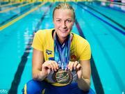 莱德基疲软美国仍是女子泳坛霸主 霍斯祖创历史