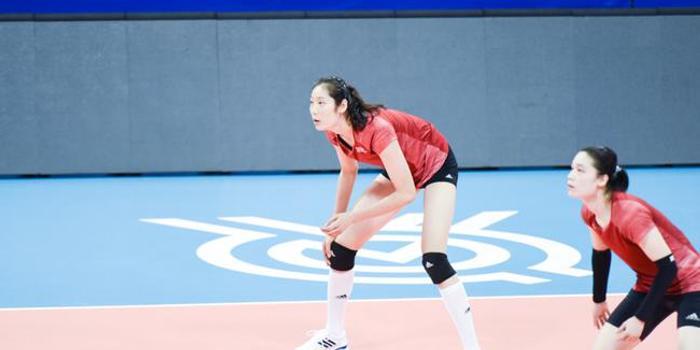 中國女排即將打響東京奧運第一槍 派出最強陣容