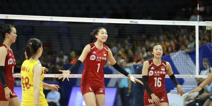 奧運資格賽開門紅不足喜 中國女排的挑戰剛開始