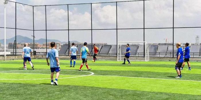 球場與天空的距離有多遠?體育運動消費新物種亮相
