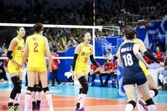 中国女排3-0横扫土耳其 三连胜获东京奥运入场券
