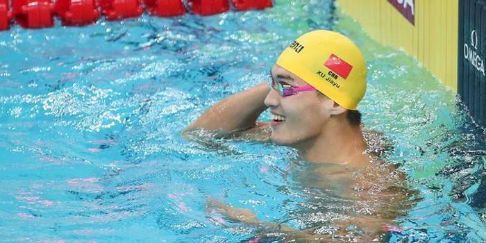 徐嘉余世界杯獲兩銅 主動降壓只為備戰東京奧運