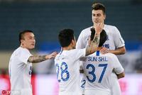 足协杯-沙拉维梅开二度 申花3-2逆转一方晋级决赛