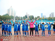 连夺双冠+全胜领跑!她们要成为中国女足的里昂