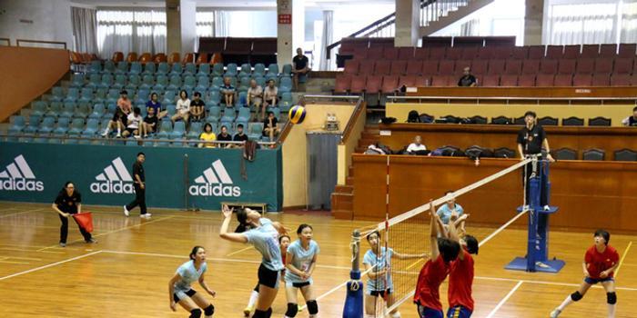 女排U18世界锦标赛埃及开战 中国队上届倒数第二