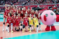 习近平致电祝贺中国女排夺2019年女排世界杯冠军