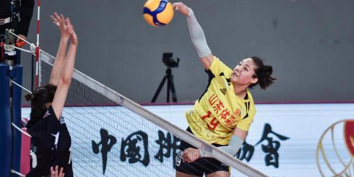 杨涵玉休战山东女排3-0河北 锁定八强最后一席位