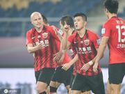 足协杯-奥斯卡传射李圣龙头槌定胜 上港3-2胜当代