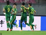 中超-张玉宁梅开二度 国安4-2力压申花晋级争冠组