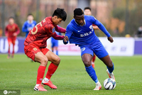 足协杯综述-成都蓉城点球淘汰广州城 河北0-1陕西