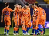 一场足协杯让山东武汉都看到未来 赛后现温情一幕