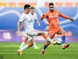足协杯-田鑫头槌宋龙补射 山东2-0武汉占先机