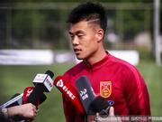 谭龙:不想做国家队的过客 中国杯是实现梦想第一步