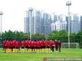 王燊超缺席国足训练 队内称低烧休息另有2将有伤