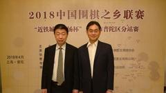 王谊:职业棋手+青少年 围棋之乡联赛两大创新