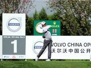 金大星决赛日找回状态 中国公开赛给自己打90分