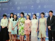高清-回顾吴清源杯围棋盛会:盛装美女AI助阵