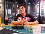 第三届新浪扑克学院校园行 趣味扑克难度大升级