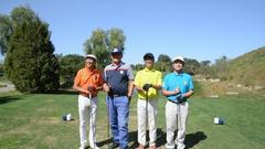 高尔夫围棋双项团体赛将战 北京全力迎战山东