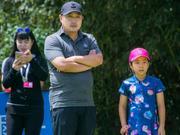 刘国梁:希望女儿拿大满贯冠军 成为第二个冯珊珊