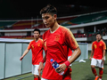 于洋:重回国足表现比预想要好 希望能参加亚洲杯