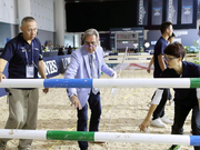 人物专访:国际马联场地障碍赛成都站路线设计师