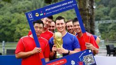 昆明锦标赛本周揭幕 萨克森领衔国际队赢挑战赛
