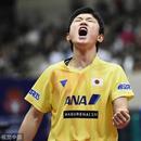 日媒:日本乒球有望奧運前全面崛起 中國青黃不接