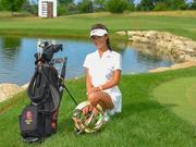 美少女何沐妮赢LPGA二级赛 中国女球员连赢两周!