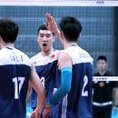 世錦賽熱身中國男排3-0日本 江川劉力賓強攻出色