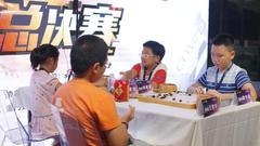王楚轩问鼎新浪争霸赛围棋组 用ELF训练继续冲段