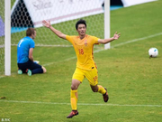 金山杯-再演终场绝平好戏 中国U15红队1-1西澳联队
