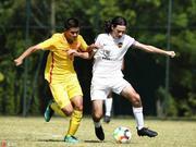 金山杯-中国U15黄队1-2负于澳洲球队 获得第六名