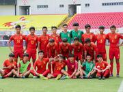 金山杯U15两队综述:红队后程发力 黄队小组赛出色