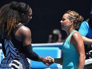 No.25质疑小威输不起:WTA偏袒 纳达尔从不指责裁判