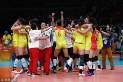里约奥运的感动还记忆犹新 世界杯女排再创辉煌