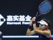 中网王蔷仅得4局不敌沃兹 无缘首进皇冠赛决赛