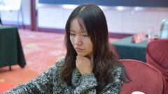 女子围甲决战五台山 围棋赛首次刻成碑文立于名寺