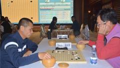 李凡夫:高尔夫围棋赛中西结合 能提高修养增进友谊
