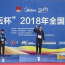 全錦賽王簡嘉禾第3冠李冰潔第8 侯鈺傑100自奪冠